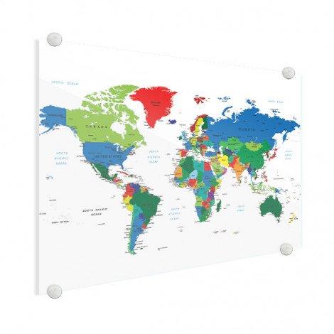 Tous les pays plexiglas