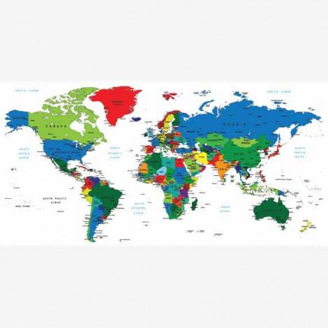 Tous les pays affiche