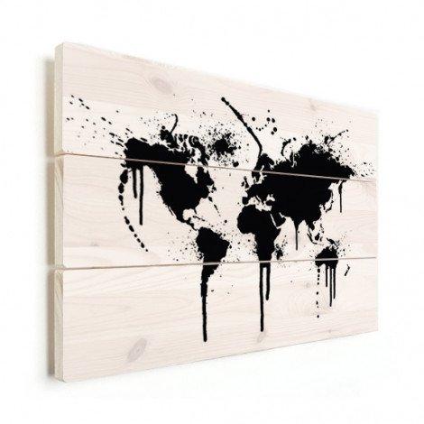 Encre noir bois