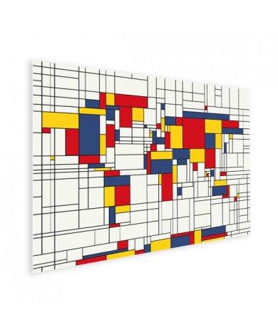 Mondrian original affiche