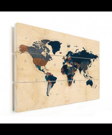 Papier historique bois