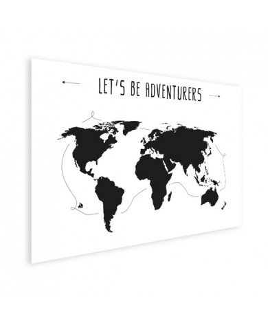 Texte aventures affiche