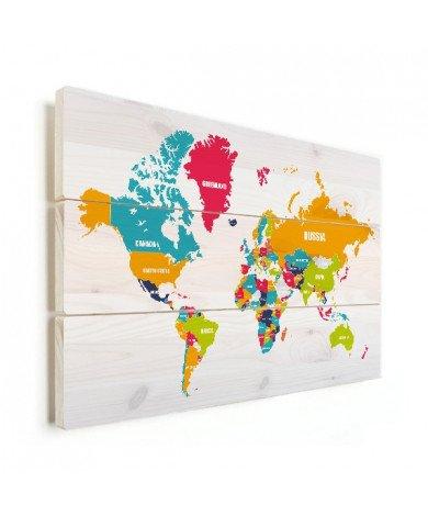 Noms des pays bois