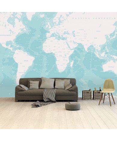 Des océans papier peint